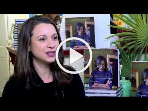 Meet Amanda Lucidon Michelle Obama's photographer