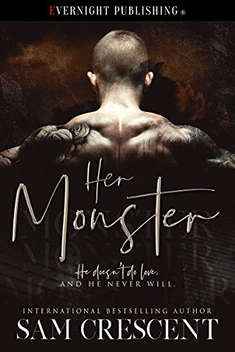 Cover for 'Her Monster'