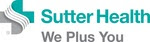 Sutter Health We Plus You Logo
