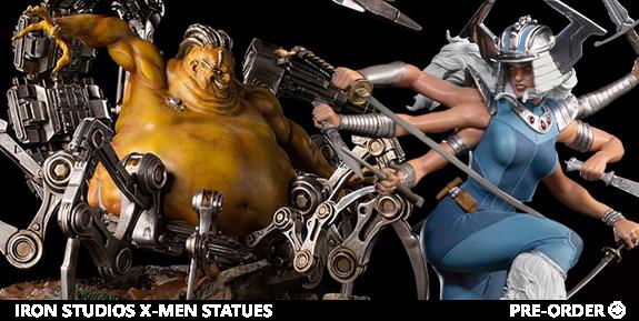 Marvel Iron Studios