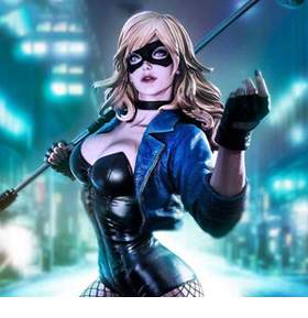 DC Comics Museum Masterline Black Canary Limited Edition Exclusive 1/3 Scale Statue (With Bonus)
