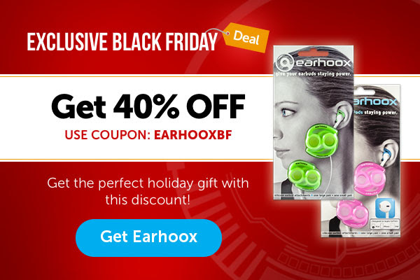 Exclusive Black Friday Deal: Get 40% OFF! Use coupon: EARHOOXBF Get the perfect holiday gift with this discount! Get Earhoox!