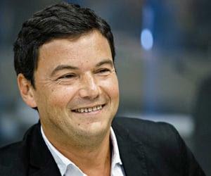 El economista francés Thomas Piketty.