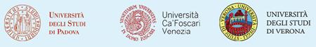 Università di Padova, Venezia, Verona