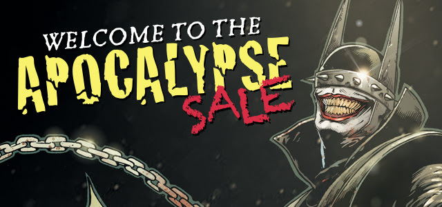 Welcome to the Apocalypse Sale