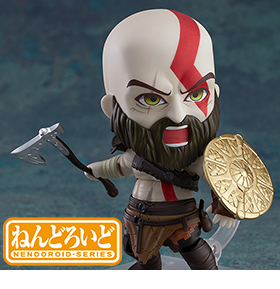 God of War Nendoroid No.925 Kratos
