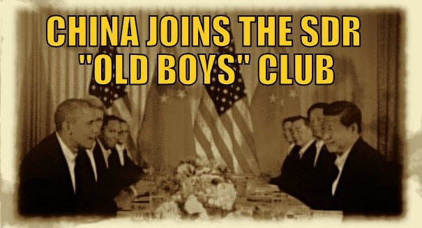 China Joins Old Boys Club