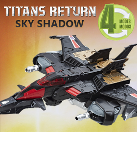 TRANSFORMERS LEADER CLASS SKY SHADOW