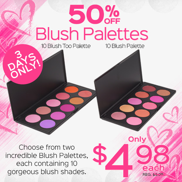Make your Valentine Blush!