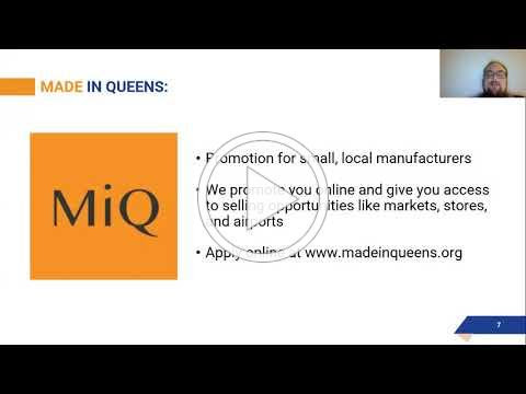 Queens Comes Back: Informational webinar for the fall