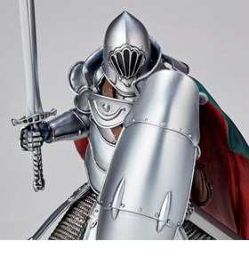 Nausicaa of the Valley of the Wind Takeya Style KT-028 Tolmekian Soldier (Kushana Guards Ver.) (Reissue)