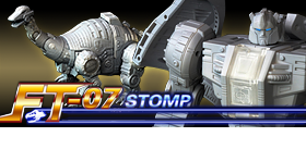FT-07 STOMP IRON DIBOTS NO 4
