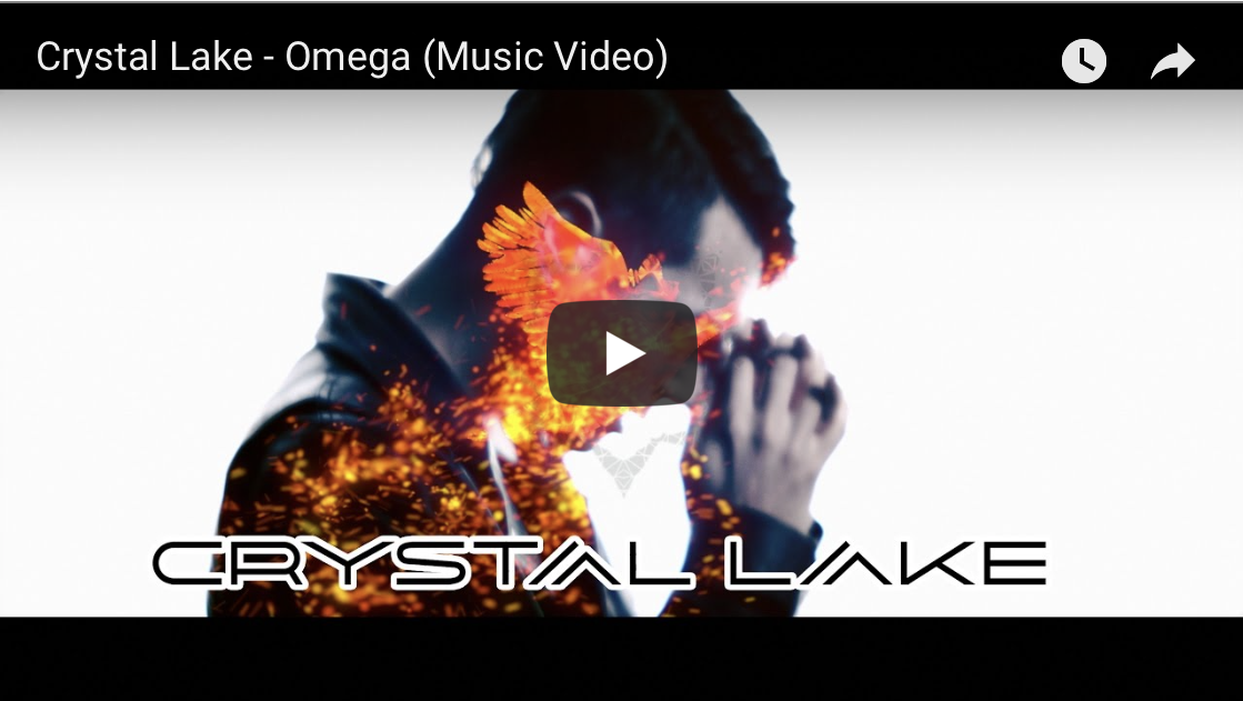 CRYSTAL LAKE – OMEGA music video