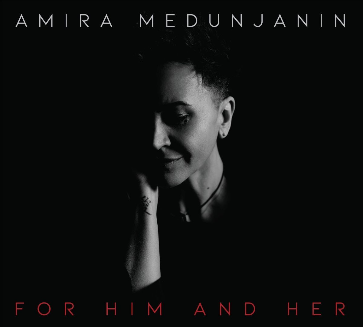 "Amira Medunjanin s albumom ""For Him and Her"" među top 10 najboljih albuma ugledne godišnje liste World Music Charts Europe"