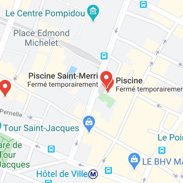 Centre Sportif Saint-Merri