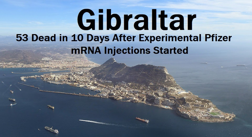 53 Gone in Gibraltar in 10 Days Gibraltar-Deaths-COVID-Injections
