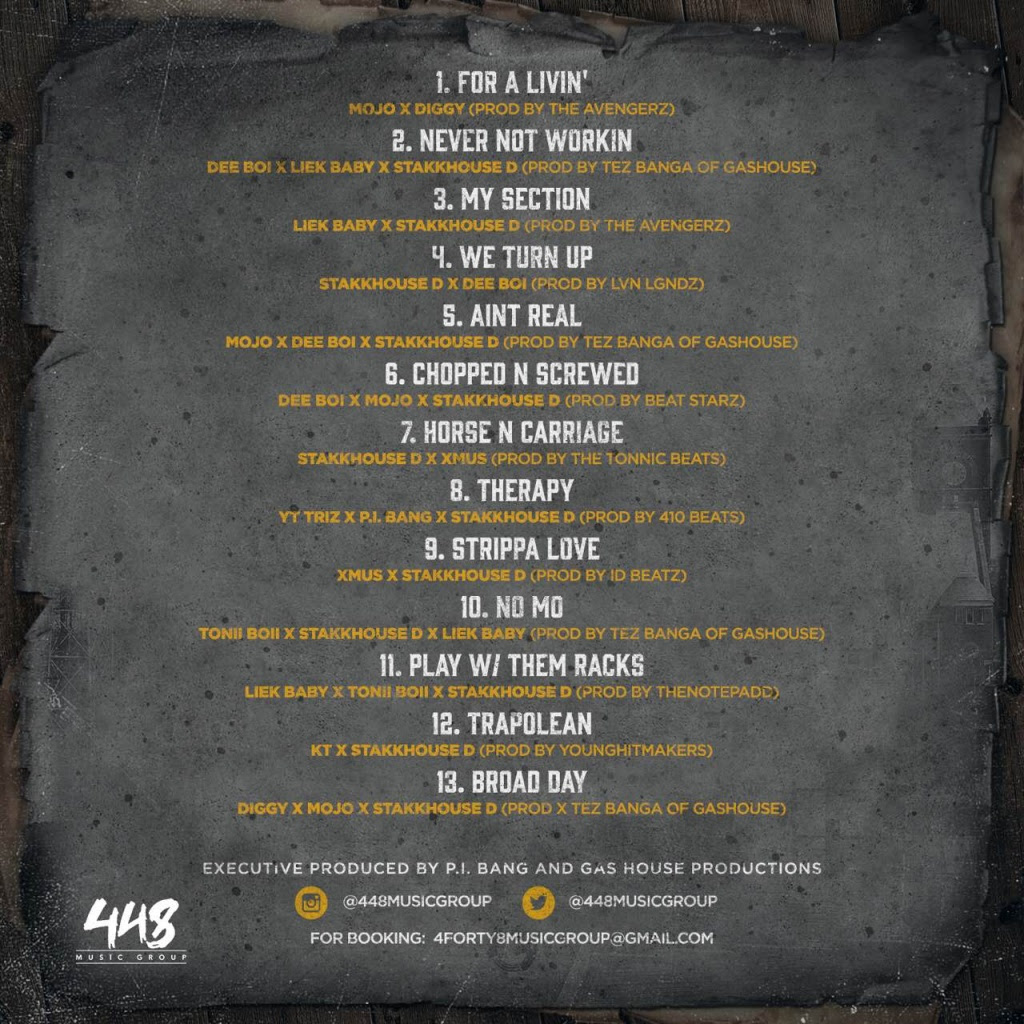 1885 Summer in the Winter (Tracklist)