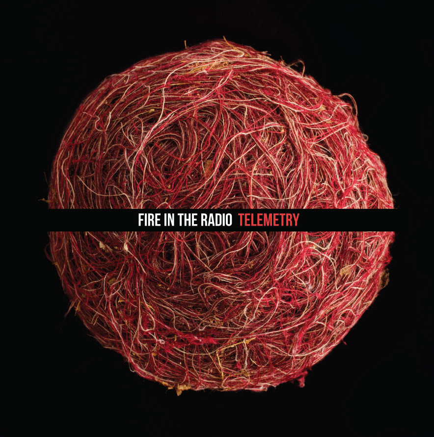 fire in the radio telemetry cover