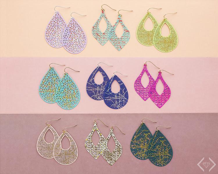 Spring Earrings!