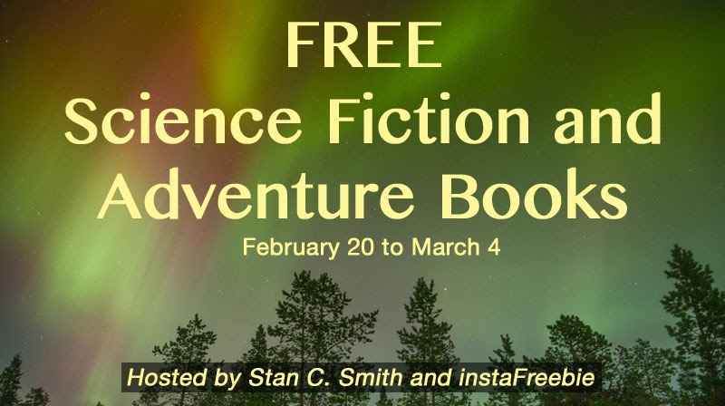 Science fiction and adventure giveaway