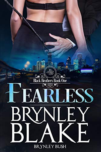 Cover for 'Fearless'