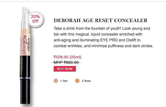 Deborah Age Reset Concealer
