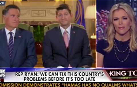 VIDEO: Paul Ryan Pushes Back Against TPNN's Scottie Hughes, Defends His Record as Conservative