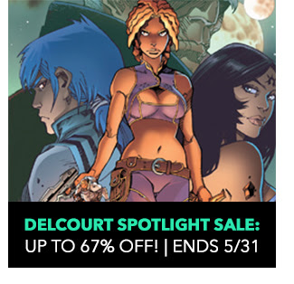 Delcourt Spotlight Sale: up to 67% off! Sale Ends 5/31.
