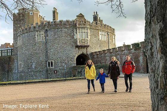 Walmer Castle - Image Explore Kent