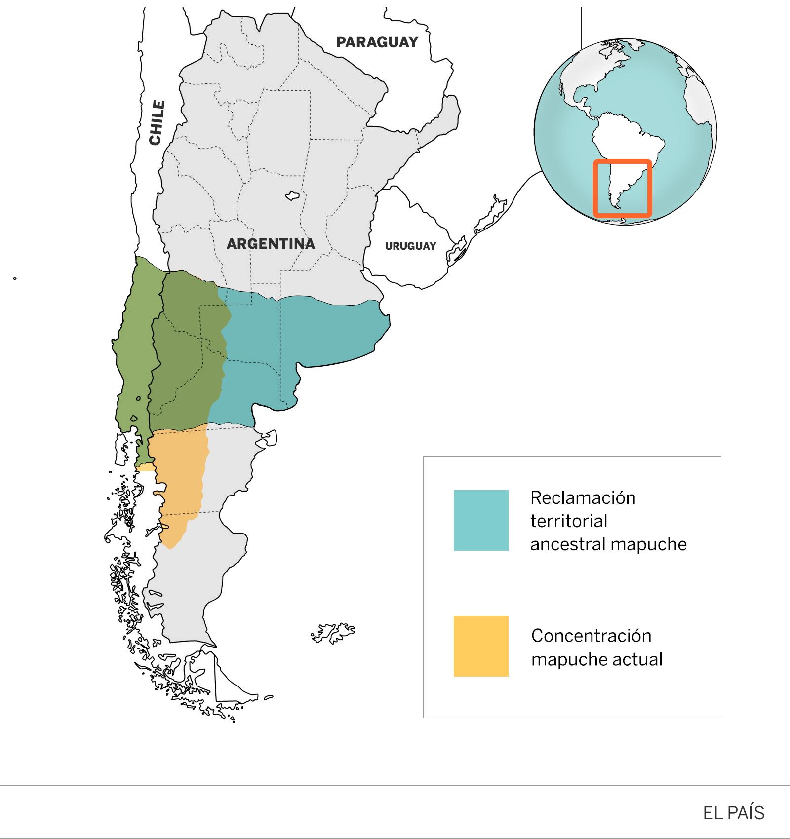 Destruir la hispanidad y nacin estados separatismo mapuche para destruir la hispanidad y nacin estados separatismo mapuche para romper a argentina de la patagonia gumiabroncs Images