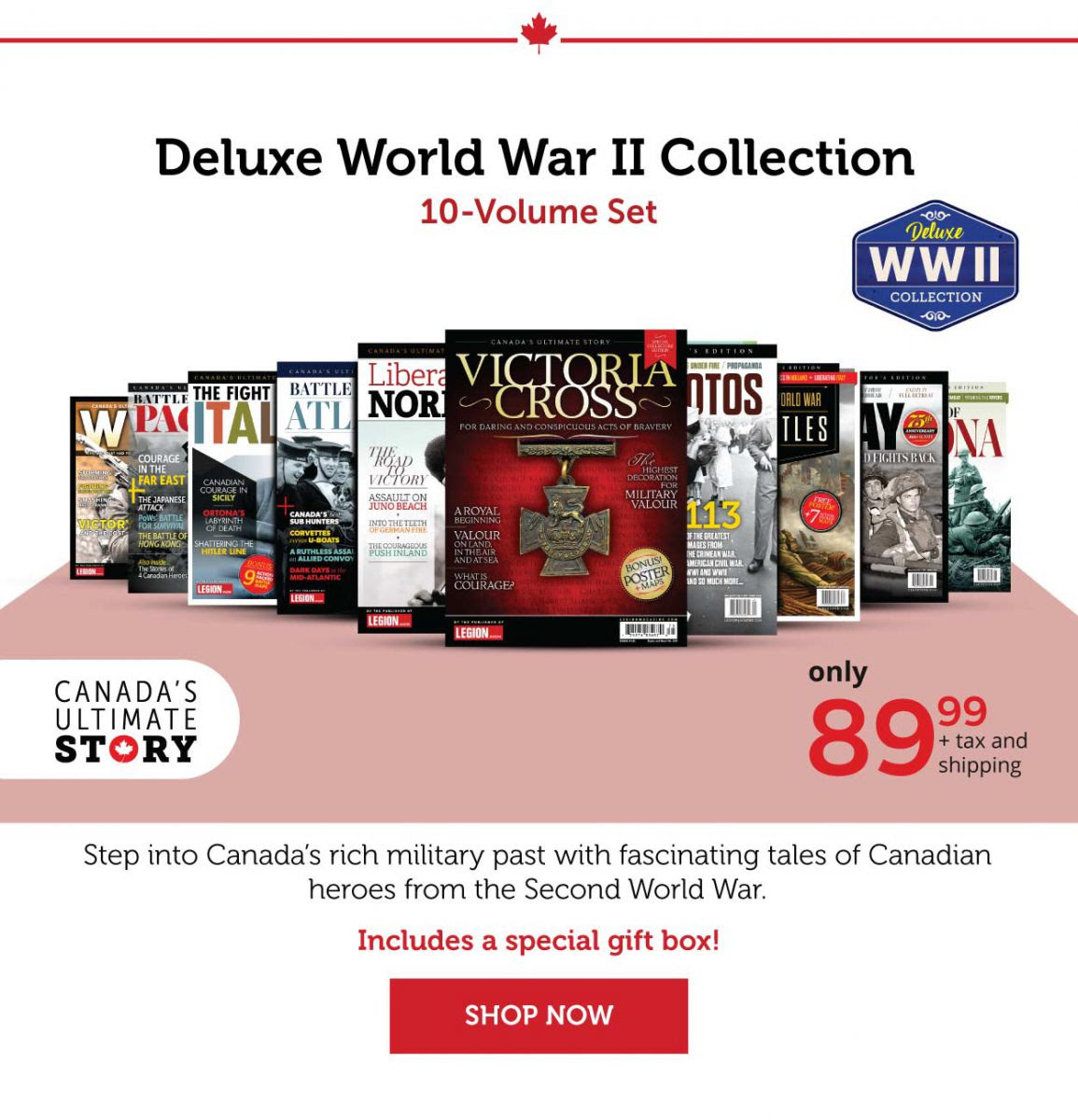 Deluxe World War II Collection