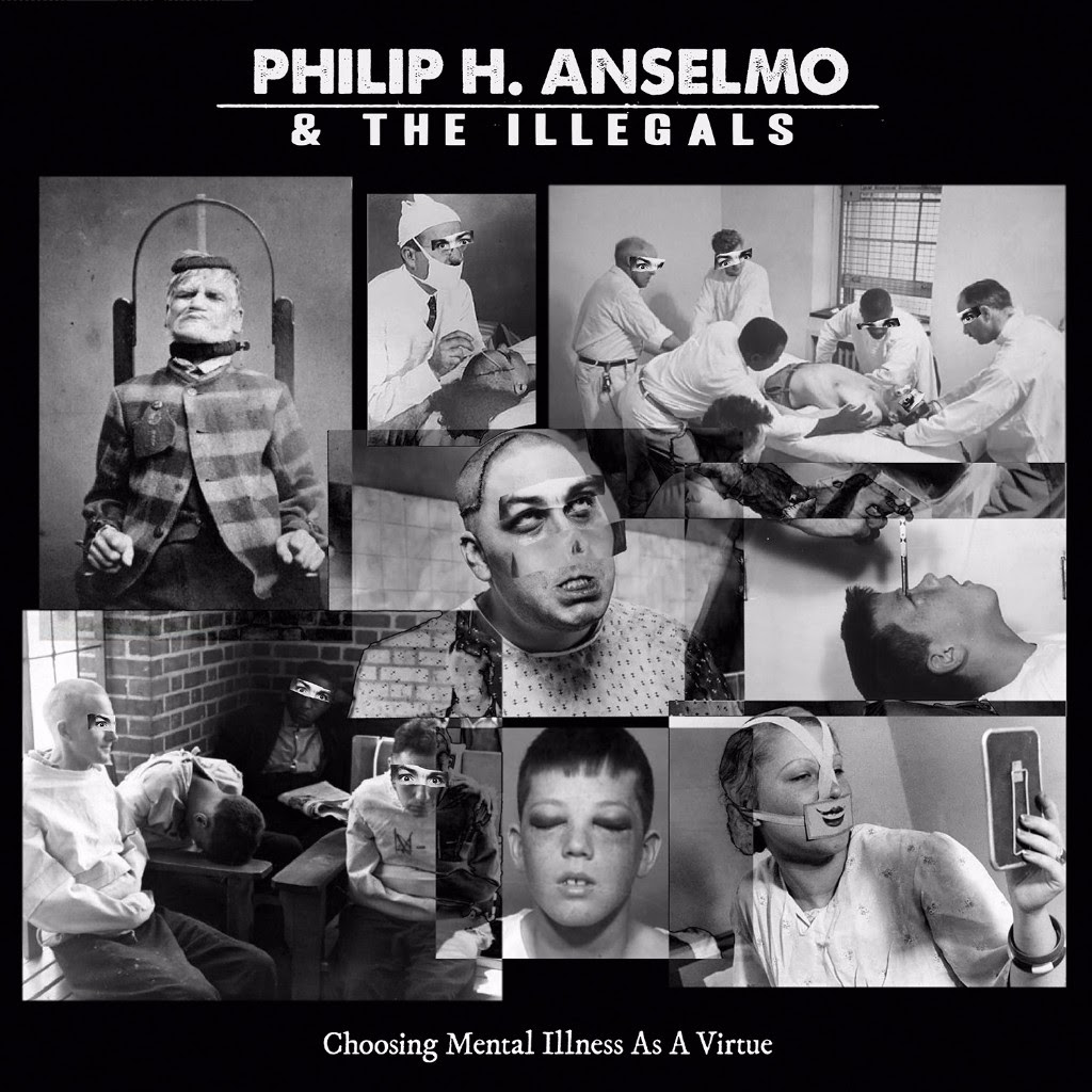 PHILIP H. ANSELMP & THE ILLEGALS album cover