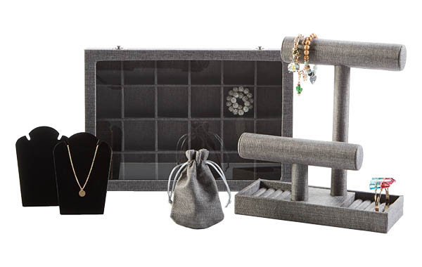 Select Jewellery Props & Packaging