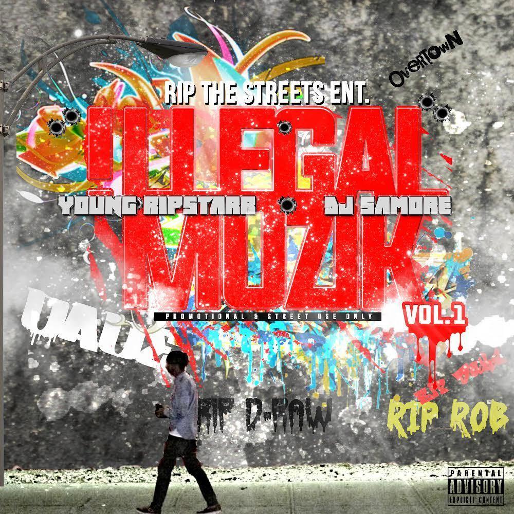 ripstarr illegal musik