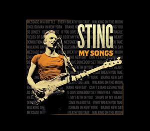 """""""My Songs"""" le nouvel album de STING"""