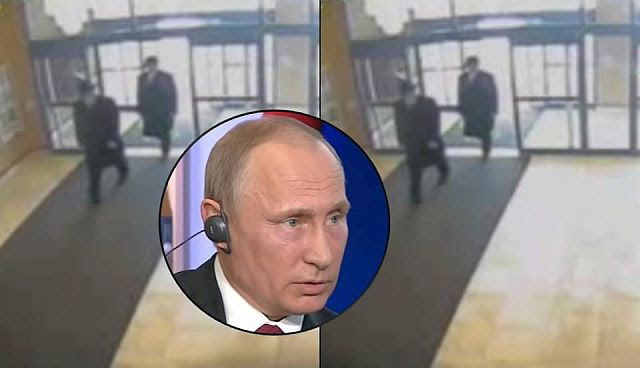 Putin On Deep State: