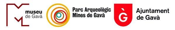 Logo Parc Arqueològic de Gavà