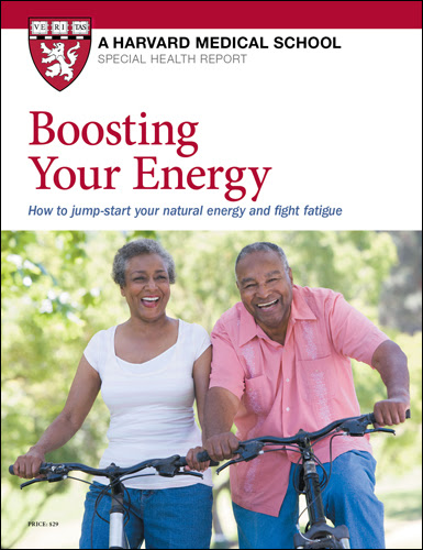 Product Page - Boosting Your Energy