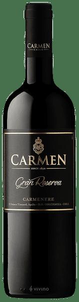 Image result for Carmen carmenere 2017