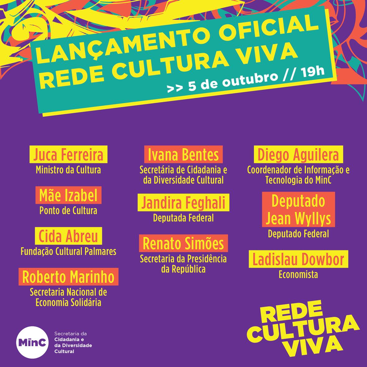 MinC SCDC Rede Cultura Viva Plataforma v05 MEME lancamento oficial-02