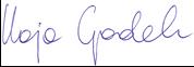 Podpis Kai Godek -  jeżeli ten obraz nie wyświetla się, odblokuj w  ustawieniach podgląd obrazów.