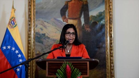 La canciller de Venezuela, Delcy Rodríguez, rechazó el jueves las declaraciones del portavoz del Departamento de Estado de EE.UU., John Kirby, sobre la muerte del líder opositor Luis Manuel Díaz.