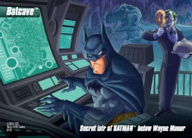 DC Spyfall - Batcave