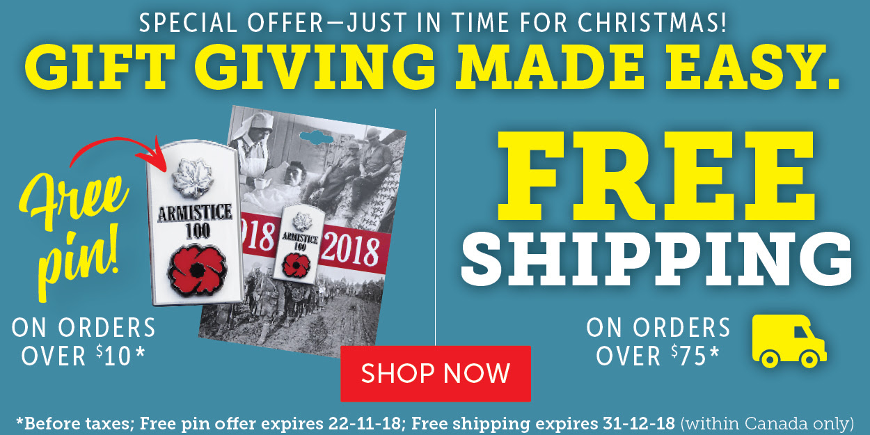 Free Shipping on orders over $75 + FREE Pin!