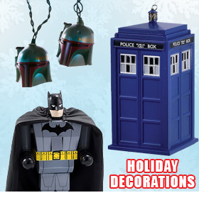 KURT S. ADLER HOLIDAY GEAR
