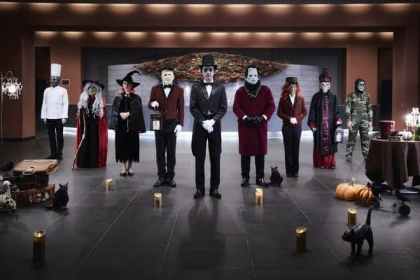 【リゾナーレ八ヶ岳】ホテルで働くモンスターたちがゲストをもてなすイベント「THE HALLOWEEN HOTEL2021」開催