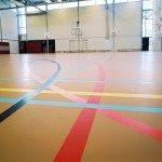 Sporthal vloer afdekken met een betaalbaar systeem