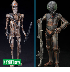 STAR WARS ARTFX+
