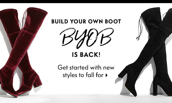 Build Your Own Boot
