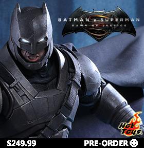 BATMAN V SUPERMAN 1/6 ARMORED BATMAN